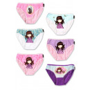 wholesale Licensed Products: Gorjuss lingerie,  panties (3 pcs / box)