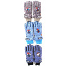 wholesale Licensed Products: Spider-Man  children's ski gloves