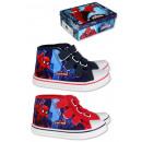 ingrosso Prodotti con Licenza (Licensing): Spiderman scarpe  con velcro (scarpe da ginnastica)