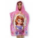 wholesale Licensed Products:Sofia poncho-towel