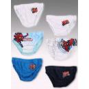 grossiste Articles sous Licence: Spiderman slip - 3-pièces