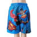 Großhandel Kinder- und Babybekleidung: Superman Shorts, Mikrofaser