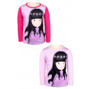 wholesale Fashion & Apparel: Gorjuss T-shirt with long sleeves