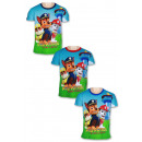 wholesale Licensed Products: Paw Patrol  T-shirt, short sleeves