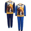 Großhandel Nachtwäsche: Haustiere  Schlafanzug, lange Ärmel