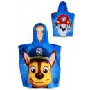 groothandel Licentie artikelen: Paw Patrol poncho handdoek
