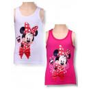 Großhandel Lizenzartikel: Minnie sleeveless T-Shirt