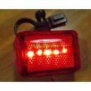 Großhandel Fahrräder & Zubehör: Fahrrad Sicherheitslampe LED mit 8 ...