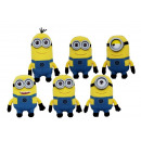 Plush Minions 20 - 25 cm with plastic eyes