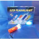 LED Taschenlampe im Displaykarton