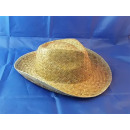 Straw hat - cowboy hat, beach hat, party hat