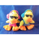 cool plush - DUCK, 2-fold, 20 cm