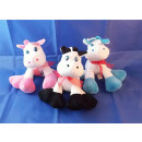 Plush - COW, color assorted