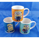 Minions Becher Tasse MIX 2, Keramikbecher