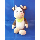 Plush - cow, 20/25 cm, sitting