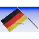 Germany - Flag 21 x 14.5 cm at the bar