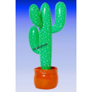 CACTUS gonflable, 85 cm Beach Party Mexique