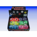 Funny Faces Bouncing Ball - Spring ball, flashing
