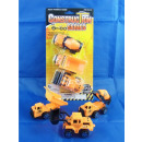 wholesale Toys: Construction  vehicles 3 times on blister