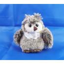 OWL Plush chez SK avec support / écran