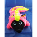 fluffy NEON - forest animals, 3-fold, 90 cm