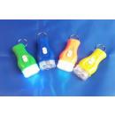 LED Taschenlampe im Displaykarton, 4-fach