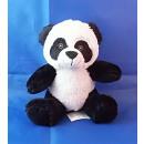 Plüsch PANDA, sitzend, 15 cm