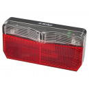 Bicycle taillights including batteries (5 CANDELA)