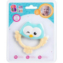 Owl baby chew + rattle