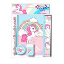 Unicorn stationery set (5 pcs)
