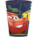 Disney Cars, verre, plastique Cars 260 ml