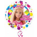 Barbie Balony foliowe 43 cm