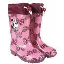 wholesale Shoes: DisneyMinnie children's rubber boots 24-31
