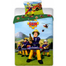 Sam the fire blanket covers are 140 × 200 cm, 70 ×