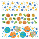 wholesale Gifts & Stationery:Space, Space Confetti