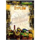 Teen Ninja Turtles Diploma, Diploma A4