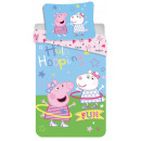 Peppa Pig bedding covers 140 × 200 cm, 70 × 90 cm