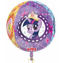 grossiste Articles de fête: My Little Pony rond ballons feuille