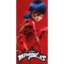 wholesale Licensed Products: Miraculous Ladybug bath towel beach towel