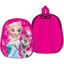 Plush backpack bag Disney frozen , Ice cream 31cm