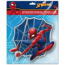 Illuminated sticker LED lamp Spiderman , Spiderman