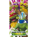 Ninja Turtles bath towel beach towel 70 * 140