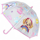 Paw Patrol Children's transparent umbrella Ø66
