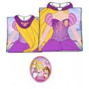 Disney Princesses beach towel poncho 50 * 100cm