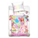 Barbie Children's bedding cover 100 × 135cm, 4