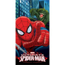 Spiderman, Spiderman beach towel bath towel