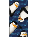 Penguins of Madagascar bath towel, beach towel