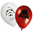 Star Wars balloon, balloons 8 pcs