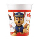 Paw Patrol Ready For Action Paper Glass 8 pcs