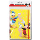 Notebook Disney Mickey A5
